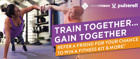 Fitness Your Way Refer A Friend - FitnessRetro