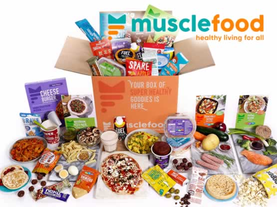 Members Benefits Product Images_Musclefood
