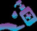 Icons_Web - Hand Sanitisation